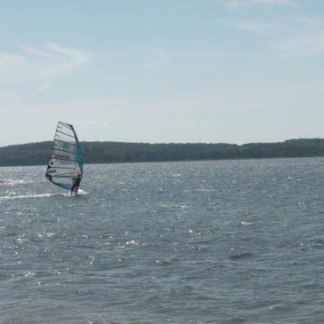 Obóz windsurfingowy dla młodzieży